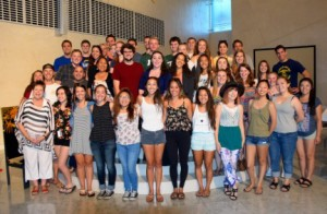 Chapman University Office of Church Relations and the Disciples on Campus student group